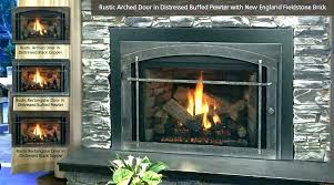 cost to replace gas fireplace insert verge install ontario