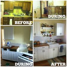 ikea kitchen before and after