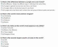 Critical thinking quiz answers     mustek de         Mini Quiz