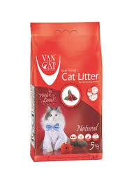 Shop <b>VAN CAT Natural</b> Bentonite Clumping Cat Litter 5kg online in ...