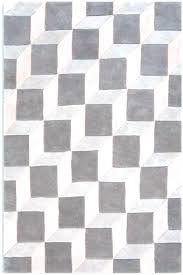 pink grey rug gray geometric area s