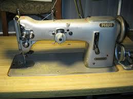 Pfaff Model 6 Sewing Machine