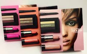 mac s look in a box collection makes is easy to create a beautiful make