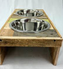 dog bowl stand reclaimed wood dog bowl stand reclaimed wood dog bowl stand height adjule dog dog bowl stand