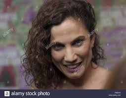 spanish actress toni acosta presents the new mac makeup autumn winter 2016 trends featuring toni acosta where madrid spain when 11 jun 2016