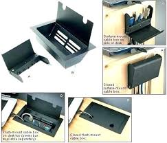 office desk cable management. Desk Cable Organizer Management Ideas Cord Computer With Wire Office U