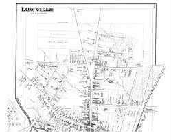 dg beers  atlas of lewis county ny