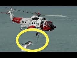 great white shark jumping at a helicopter during training. Beautiful Great Shark Attack Caught On Tape By Military Helicopter Camera  Real Or Fake   YouTube On Great White Jumping At A Helicopter During Training