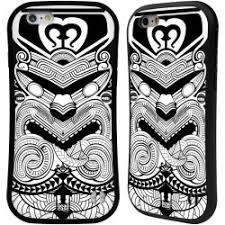 Pouzdro Head Case Apple Iphone 66s Vzor Maorské Tetování Motivy