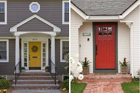 front door curb appeal39 Budget Curb Appeal Ideas That Will Totally Change Your Home