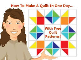 Quilt In A Day Patterns Free