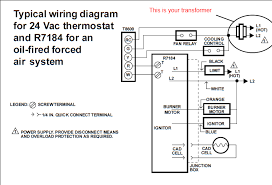 i am having trouble connecting a rodgers 668 401 to a honeywell honeywell rm7840 manual at Honeywell Burner Control Wiring Diagram