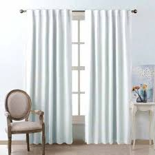 Black Out Drapes Blackout Curtain Drapes Black Drapes For Canopy Bed ...