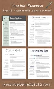 best ideas about teacher resume template resume professionally designed teacher resume templates for mac pc completely transform your resume a