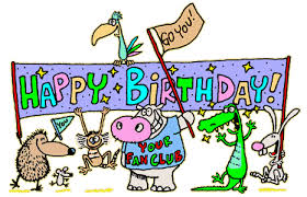 happy birthday images animated happy birthday pictures that move animated cake and party clip art