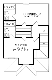 Small 2 Bedroom Home Plans Small Two Bedroom House Plans