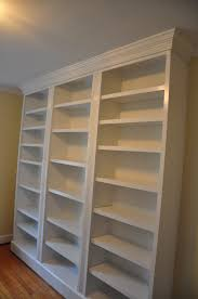 Corner Bookcase Plans Plan Corner Bookshelf Plans