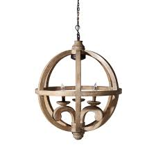 63 most exemplary chandeliers shabby chic chandelier wood sphere silver white washed hanging strands iron