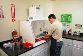 sentry air systems inc how does a ductless fume hood work