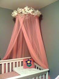 How To Make A Crib Canopy Crown Canopy For Baby Crib Crib Canopy Bed ...