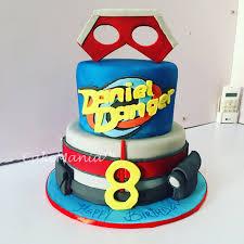 Henry Danger Fondant Kids Character Cake Kidscake Henrydanger