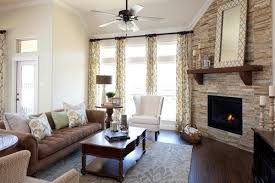 furniture arrangement with corner fireplace. k houvanian homes via houzz corner fireplace furniture arrangement with 0