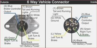 6 prong trailer wiring wiring diagram site 6 pin wire diagram on wiring diagram 6 pin trailer wiring plug diagram 6 pin wire