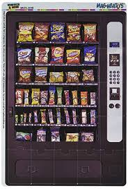 Gift Card Vending Machines New Amazon Graphics And More Snack Vending Machine MagNeato's
