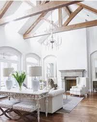 Vaulted ceiling wood beams Exposed Beams Pinterest 76 Best Vaulted Wood Beam Ceilings Images In 2019 Wood Beam