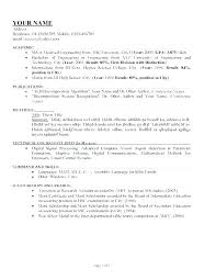 Writing A Resume With No Experience Collection Of Solutions Resume ...