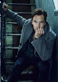 Image result for benedict cumberbatch blue jacket