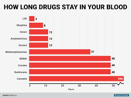How Long Do Drugs Stay In Your System Chart Heres How Long Various Drugs Stay In Your Body Iflscience