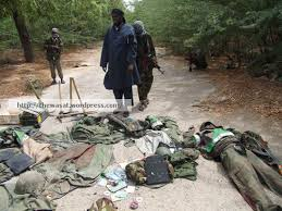 Image result for 6 slain soldiers in mali