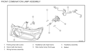 how do you change the low beam headlamp on an infiniti qx56 graphic graphic