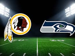 Washington Redskins vs Seattle Seahawks ...