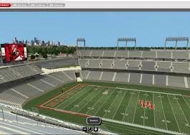 interactive system gives uh fans unique look at new stadium s seating houstonchronicle
