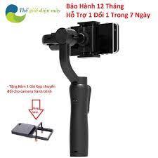 Nơi bán Gimbal chống rung Mijafit Sight 5 chống rung 3 trục cho điện thoại  kết nối bluetooth - tặng kèm 1 bộ chuyển đổi làm chống rung cho camera hành  trình,