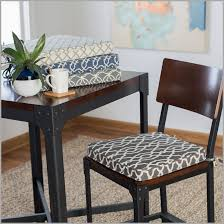 dining chair cushions 451403 deauville 16 x in tufted kitchen chair cushion hayneedle within