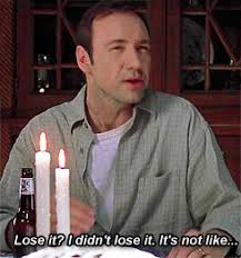 Kevin Spacey American Beauty Quotes Best of American Beauty Kevin Spacey Gif WiffleGif