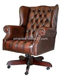 classic office chair. Classic Wing Executive Authentic Swivel Office Chair I