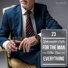 23 unbeatable gifts for the man who has