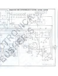 panasonic tv wiring diagram pictures to pin pinsdaddy panasonic tv schematic diagram porsche 911 engine wiring 765x990
