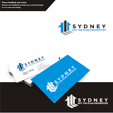 Plan Logo Design Modern Professional Real Estate Logo Design For Sydney Off