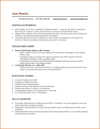 resume-licenses-and-certifications-real-estate-agent-resume-