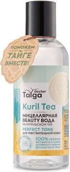 Natura Siberica Doctor Taiga Perfect Tone Для чувствительной ...