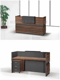 um size of office desk 87 beautiful salon front desk image concept salon front desk