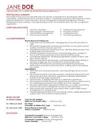 Staffing Specialist Resumes 92 42a Human Resources Specialist Resume Labor Relations