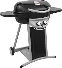 char broil patio bistro gas grill black