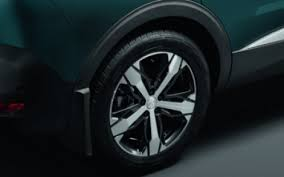 <b>Задние брызговики</b> (<b>Access</b>, <b>Active</b>, Allure, GT Line) Peugeot ...