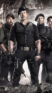 Sylvester Stallone, The Expendables 2 ...